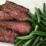 Skillet Tri-Tip Steak