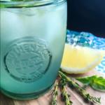 Lemon HerbSpritzer