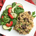 Asian Beef & Brown Rice