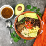 Pork Carnitas Bowls