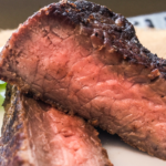 Herb Mustard Sirloin Steak