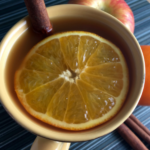 Mulled Apple Cider with a Twist
