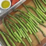 Easy Oven-Roasted Asparagus