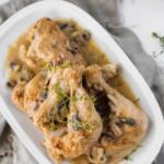 Dijon Mustard Chicken