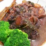 Slow Cooked Oxtail Stew
