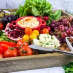 Mediterranean Mezza Platter